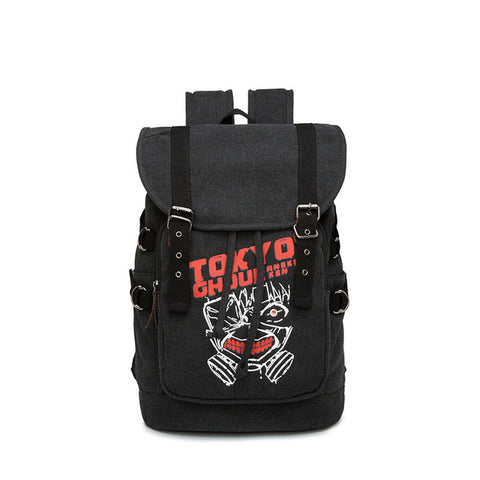 Japanese Anime Dragon Ball Z Backpack Totoro Attack On Titan Tokyo Ghoul One Piece Naruto For Teenagers Sac A Dos narzuto designer Store 1