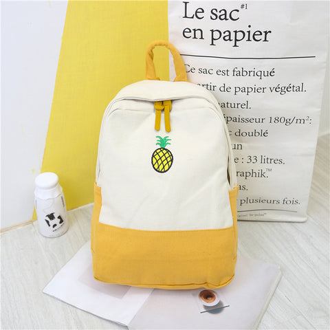 Japanese Cute Girl Backpack Korean Style High School Bag Casual Travel Backpack Back Pack Schoolbag for Girls Bookbag Mochila Bag-Show Store 1