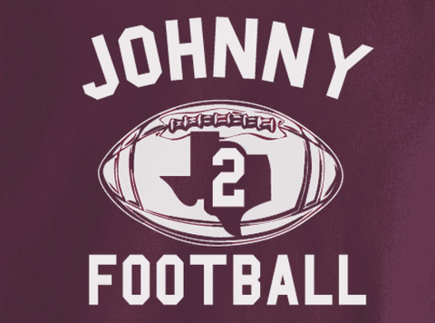 Trendy Pop Culture Texas A&M Johnny Football Cleveland Browns Money tee t-shirt tshirt Toddler Youth Adult Unisex Ladies Female - Animetee - 2