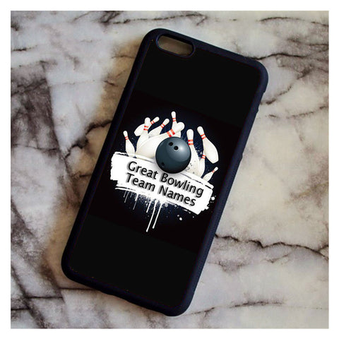 6d517bcf9 Family Friends party Board game KETAOTAO Bowling Ball Crashing Pins Phone  Cases for iPhone 4S 5C