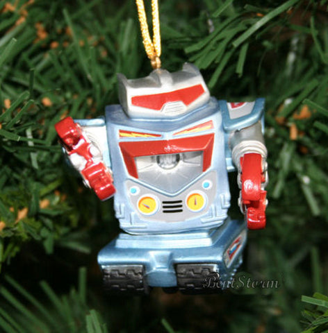 Toy Story Christmas Ornaments.Licensed Cool New Disney Toy Story Sparks Robot Red Blue Silver Christmas Ornament Pvc