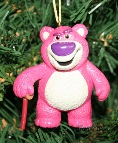 Toy Story Christmas Ornaments.Licensed Cool New Disney Toy Story Lotso Strawberry Bear Lotso Huggin Christmas Ornament Pvc