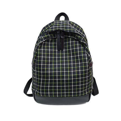 Kajie Japanese Harajuku Style Girls School Backpack Women Travel Bags Bookbag Plaid Mochila Children SchoolBags For Teenagers Xili bag Store 1