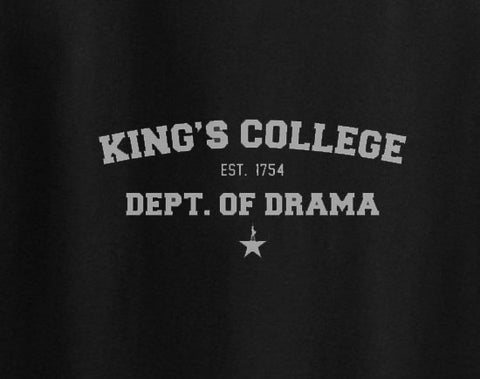 Columbia University King's College Department Dept of Drama 1754 tee t-shirt - Animetee - 1