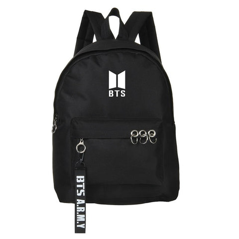 Kpop Home Bts Backpack Student Bag Got7 Bag Backpack Around The Album Fashion Kpop Backpack Moodi Falzar Medijums Store 1