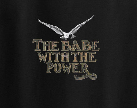 Labyrinth Babe with the Power David Bowie Tee T-Shirt 80's - Animetee - 1