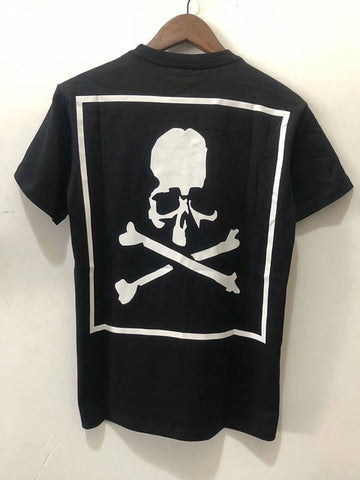 Mastermind Japan T-shirt Men Women Summer Skateboard Mastermind Top Tees 18 Hip Hop Streetwear Skeleton Mastermind Japan T shirt HuaSN Store 1