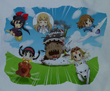 Soft Premium Quality Custom Kiki's Delivery Totoro Laputa Nausicaa Howls Moving Shirt Tee Tshirt T-Shirt - Animetee - 2