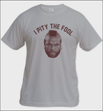 Premium Mr.T A-Team I pity the fool Tee T-Shirt - Animetee - 2