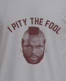 Premium Mr.T A-Team I pity the fool Tee T-Shirt - Animetee - 1