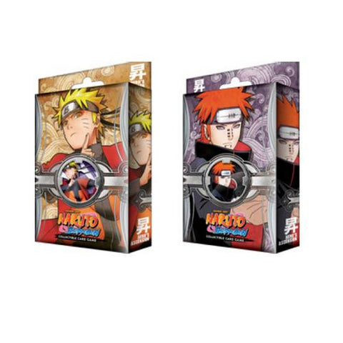 Naruto Hero's Ascension Theme Deck - Animetee