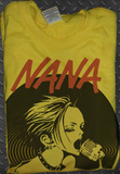 Soft Premium Quality Custom Nana Rock Band Jpop Jrock Josei  anime manga Shirt Tee Tshirt T-Shirt - Animetee - 1