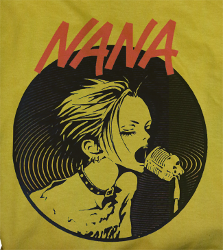 Soft Premium Quality Custom Nana Rock Band Jpop Jrock Josei  anime manga Shirt Tee Tshirt T-Shirt - Animetee - 2