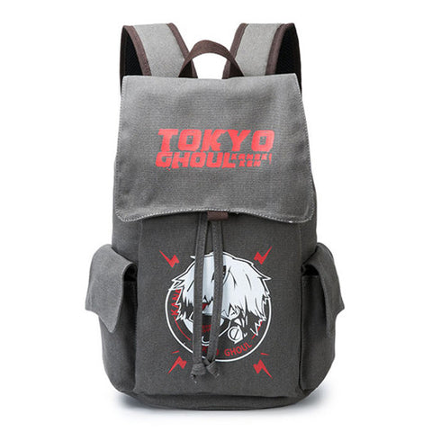 Naruto Canvas Backpack for Boys Girls Mochila Japan Anime Daypack Zshop Store 1