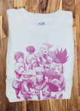 Custom Fanmade Naruto Group T-Shirt Tee Tshirt - Animetee - 2