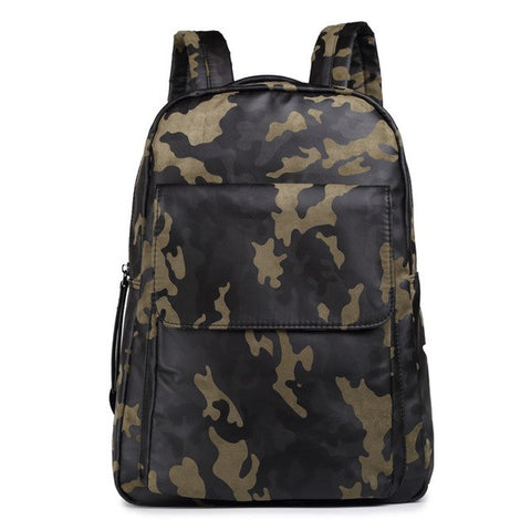 New Distinctive Wild Nature Camouflage Military Mochila Feminina Bts Laptop Backpack College Students' Schoolbag Travel Knapsack Domino Store 1