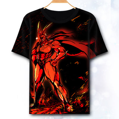 New My Hero Academia Cosplay T-shirt Japan Anime Boku no Hero Academia t shirt polyester short sleeve Summer Tops Tees Classic Cospaly clothing store 1
