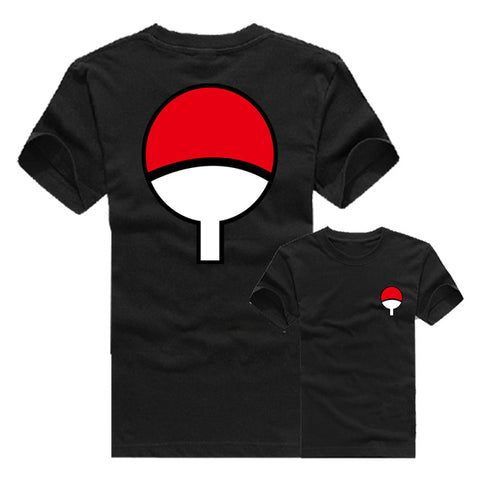 New Naruto T-shirt Uzumaki Naruto Uchiha Itachi Hatake Kakashi Anime T shirt Summer Cotton Short-sleeve Men women Tees tops BlueDream Anime Store 1