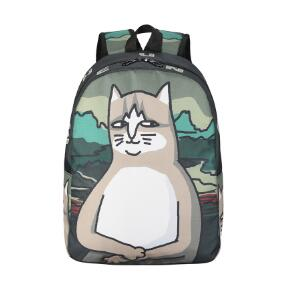 New cute japanese printing backpack boys bookbags ladies bagpack women travel bag kawaii backpacks for teenage girls school bags Michael Traveling Goods Co., Ltd. 1