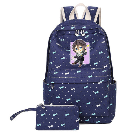 Noragami Aragoto Yato Children Schoolbag Back Pack Japanese Anime Cosplay  Book Bag Travel Backpacks for Children. Anime Backpack School ... 0f3f19cd1d87b