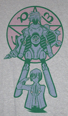 Custom Design & Drawn Custom Shin Megami Tensei Persona 2 3 4 game T-Shirt Tee - Animetee - 2
