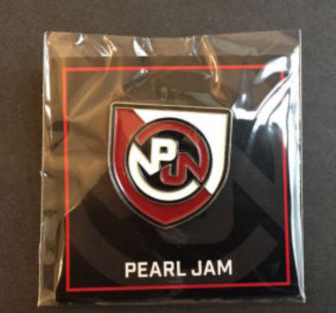 Officially Licensed Pearl Jam EVOLVER Enamel Pin - Brand New - 2016 Tour - Animetee
