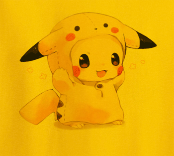 Premium Pokemon wearing Pokemon costume Tee T-Shirt - Animetee - 1