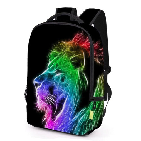 Printing Backpack Women Bookbags Waterproof Canvas Backpack Schoolbag for Girls Rucksack Casual anime backpacks mochila escolar sinianxiaowu Store 2