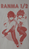 Custom Fanmade Ranma 1/2 Girl Guy Chinese T-Shirt Tee Tshirt - Animetee - 1