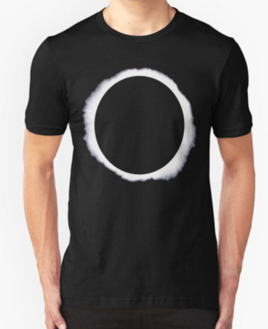 Danisnotonfire circle eclipse shirt - Animetee