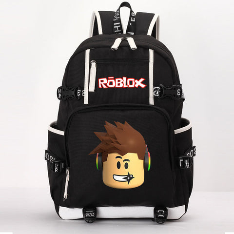 Roblox School Bag Rock Band Backpack Student School Bag Notebook Backpack Leisure Daily Backpack Boys Backpack Bag Roblox School Bag Rock Band Student School Bag Noteb 2018 At 142 30 Animetee Com Sbra