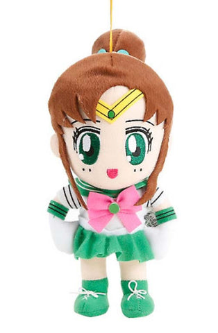 Officially Licensed Sailor Moon Jupiter Plush Doll - Animetee