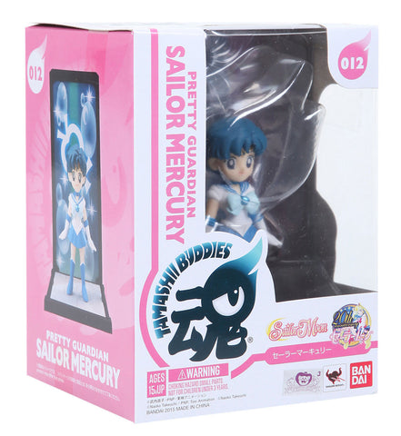 Officially Licensed Sailor Moon Mercury Figure Bandai - Animetee