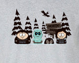 South Park Game of thrones North Park parody tee t-shirt - Animetee - 1