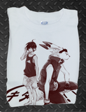 Custom Fanmade Summer Wars Rabbit T-Shirt Tee Tshirt - Animetee - 1