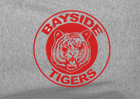 Saved by the Bayside Tigers Logo Tee T-Shirt - Animetee - 1