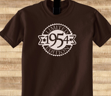 Vintage since All Original parts Limited Edition 1954 60 61 62 63 63 64 65 year old birithday Tshirt Tee T-Shirt - Animetee - 1