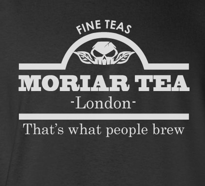 Trendy Pop Culture Hotter Topic Sherlock Holmes Moriar tea Moriarty thats what people brew t-shirt tshirt Unisex Toddler Ladies All Sizes - Animetee - 2