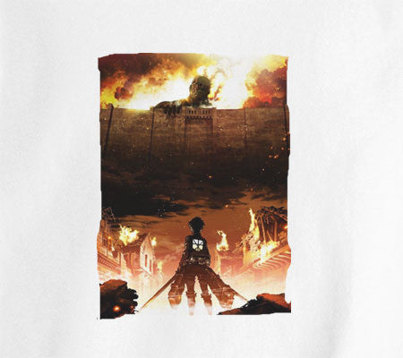 Attack of Titans Tee T-Shirt - Animetee - 1