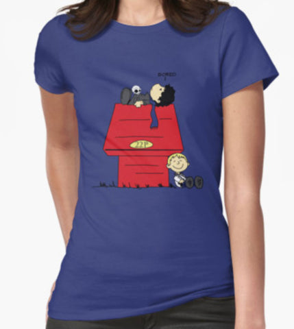 A Three Patch Problem Snoopy Sherlock Dr Who Shirt - Animetee