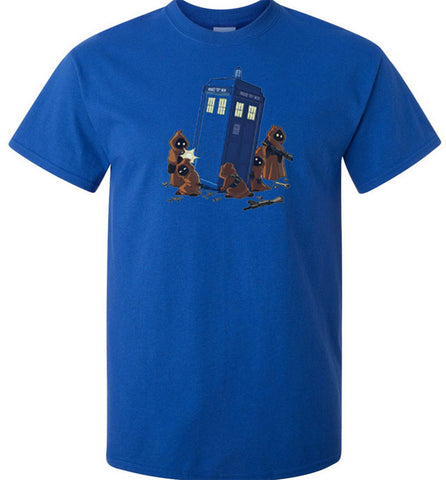 Jawas take over Tardies unisex T-Shirt - Animetee - 1