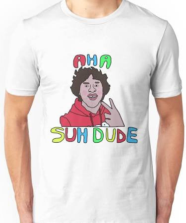 Suh Dude Unisex T-Shirt - Animetee