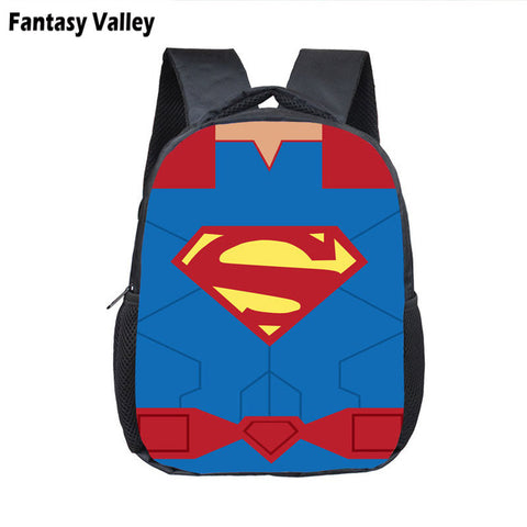 Super Hero/Ironman/Deadpool Small Backpack Children School Bags Kindergarten Backpack Baby Mini Toddler Bags Kids Book Bag Best Shop3670055 Store 1