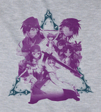 Custom Fanmade Labirynth Labyrinth Labyrynth of Magic T-Shirt Tee Tshirt - Animetee - 2