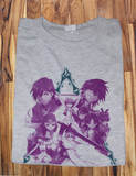 Custom Fanmade Labirynth Labyrinth Labyrynth of Magic T-Shirt Tee Tshirt - Animetee - 1