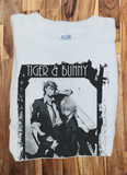 Custom Fanmade Tiger and & Bunny T-Shirt Tee Tshirt - Animetee - 1