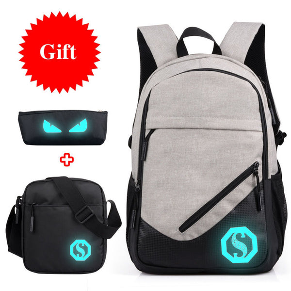 2924d7854143 School Backpack Waterproof oxford fabric boys school bags backpack for –  2018 AT 142 30 (Animetee.com Friends)