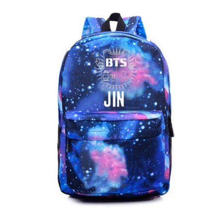 YCBXBAO Fashion Branded 2018 Mens Big Bags Backpack Printing BTS College School Bags For Teenagers Boys bag back;zaini scuola YCBXBA0 Store 1