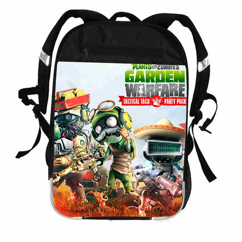 Zombies Backpack Animal Children Anime Game PK Plants Women Men Casual Boys Girls School Bags Hip Hop Laptop Mochila Kpop Bolsa Shop2827031 Store 1