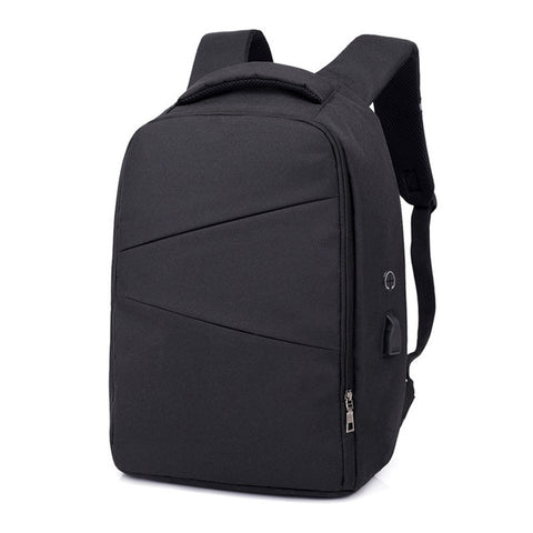 college student simple school backpack anti theft school bags for men  schoolbag backpack for boy notebook 249b15877212b